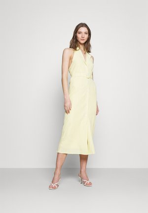 SASHAY DRESS - Paitamekko - yellow