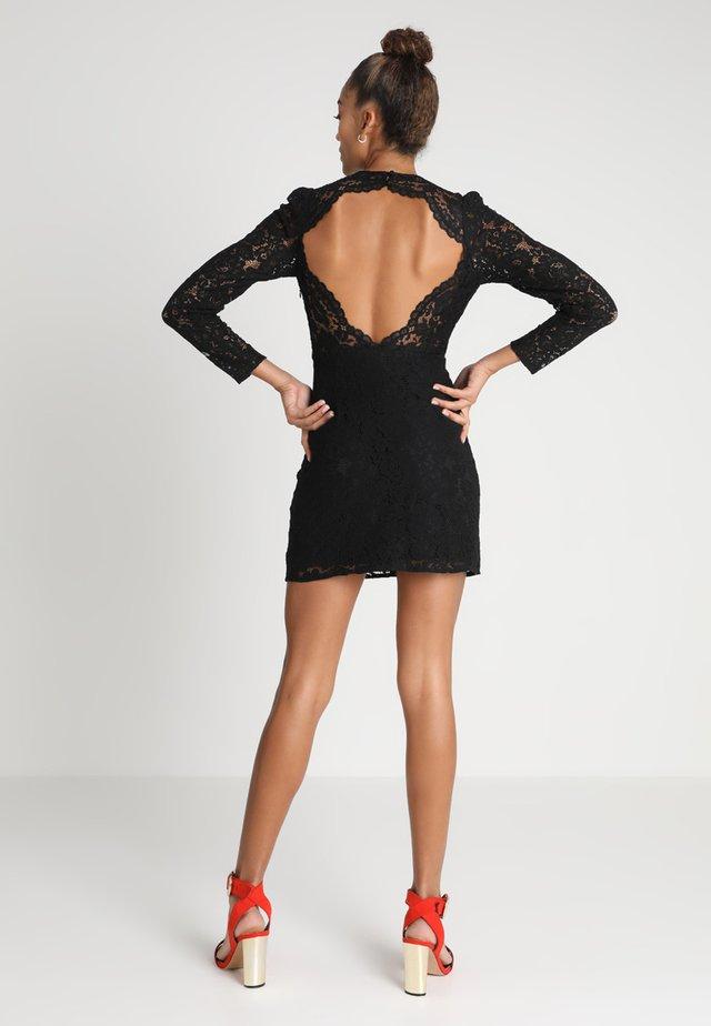 HARLOTTE - Sukienka koktajlowa - black