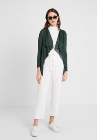 More & More - JACKET - Cardigan - tropical green - 1