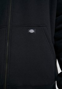 Dickies - FRENCHBURG - veste en sweat zippée - black - 4