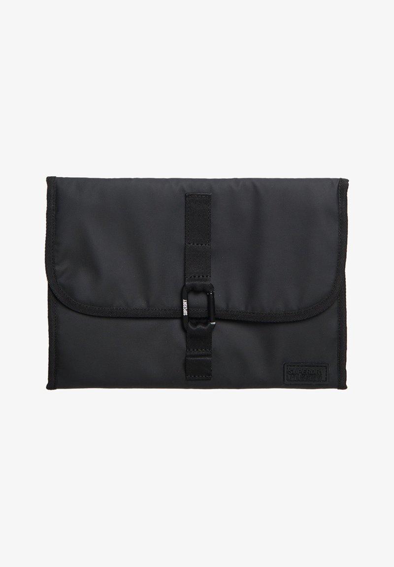 Superdry - Wash bag - black