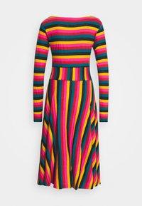 Danefæ København - SIGRID DRESS - Jersey dress - multi-coloured - 0