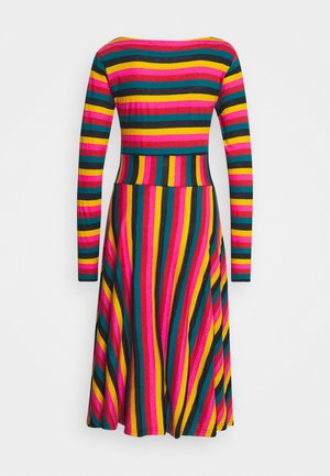 SIGRID DRESS - Žerzejové šaty - multi-coloured