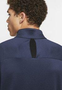 Nike Golf - T-shirt de sport - obsidian/diffused blue/obsidian - 4