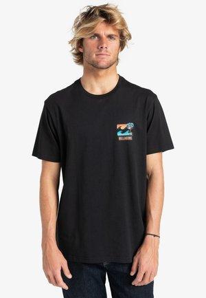 BBTV - Print T-shirt - black