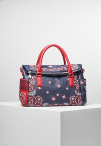 Desigual - EXPLOSIVE LOVERTY - Handbag - blue - 1