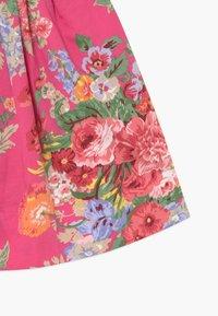 Polo Ralph Lauren - FLORAL BOTTOMS - Áčková sukně - pink/multi-coloured - 3