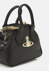 Vivienne Westwood - VICTORIA MINI YASMINE - Handbag - black - 4