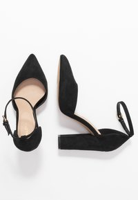 ALDO Wide Fit - NICHOLES WIDE FIT - High heels - black - 3