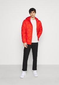 Lyle & Scott - WADDED JACKET - Light jacket - burnt orange - 1