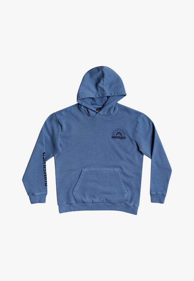 LUCKY HILL - Hoodie - captains blue