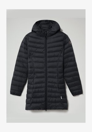 AERONS LONG - Down coat - black