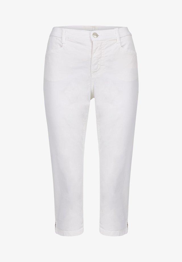 ANACAPRI SPORTY - Trousers - white