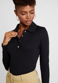 Glamorous - Polo shirt - black - 4