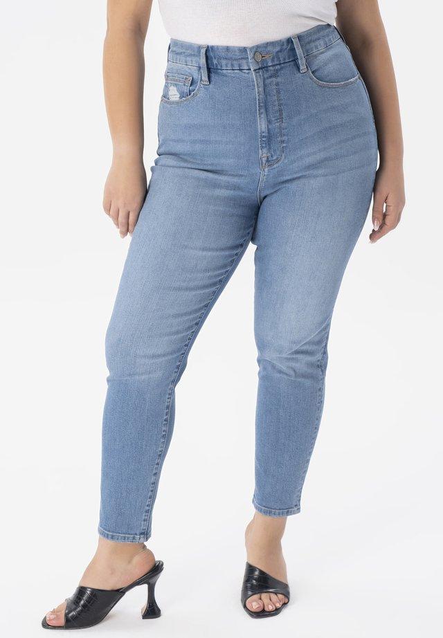 SKINNY  - Jeans Skinny Fit - hellblau