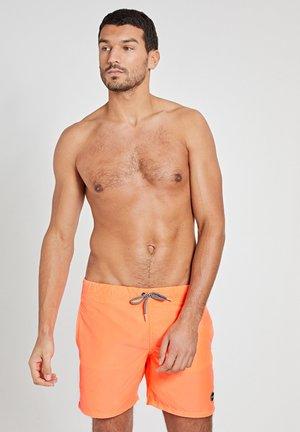 Swimming shorts - neon orange