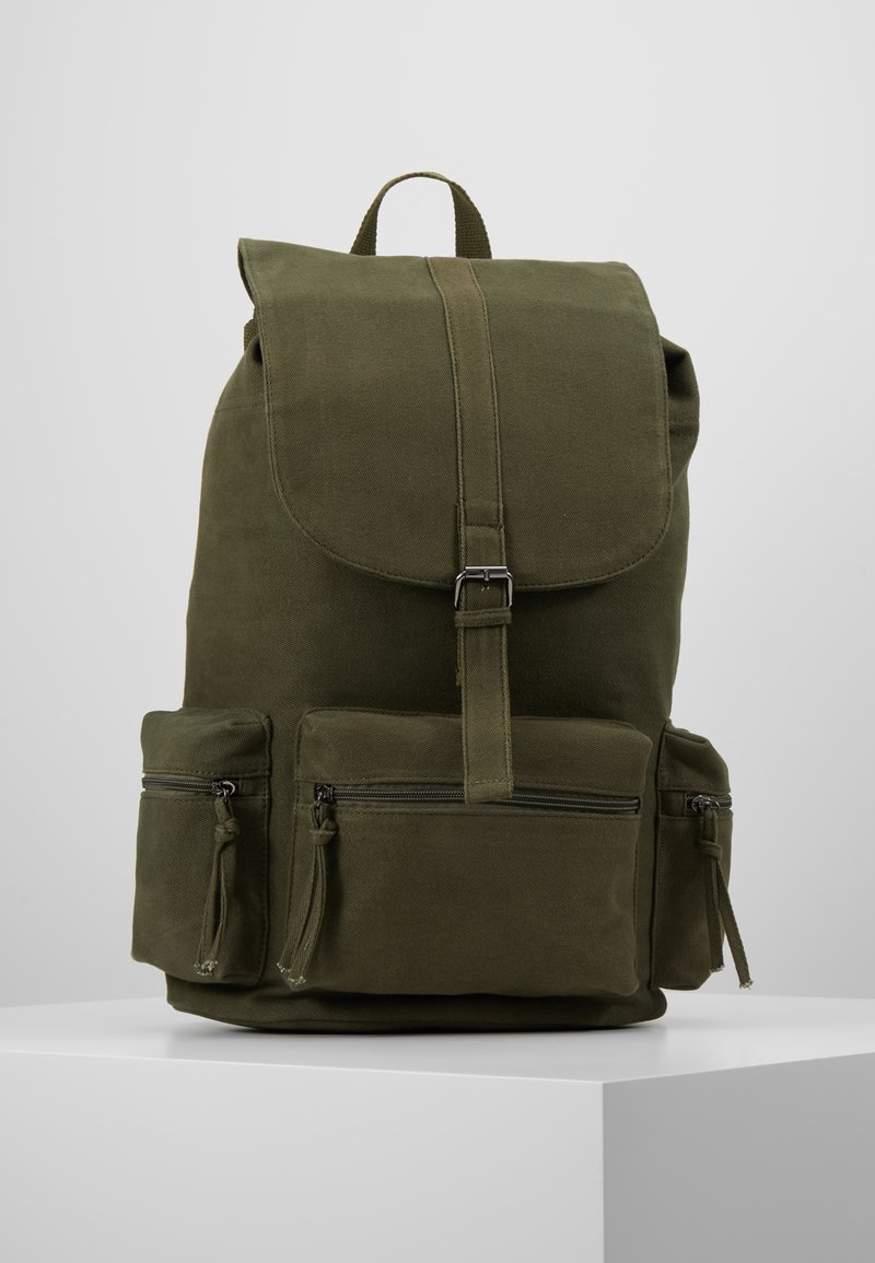 ERASE - MILITARY BACK PACK - Sac à dos - dark green