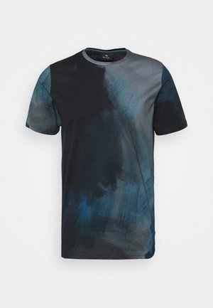 MENS PAINT STROKE - T-shirts med print - multi