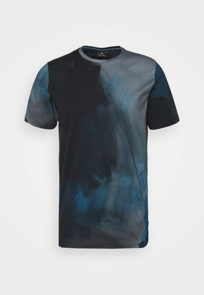 PS Paul Smith - MENS PAINT STROKE - Print T-shirt - multi