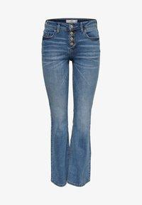 JDY - Flared Jeans - light blue denim - 6