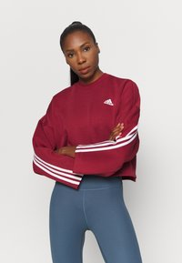 adidas Performance - CREW - Long sleeved top - legred - 0