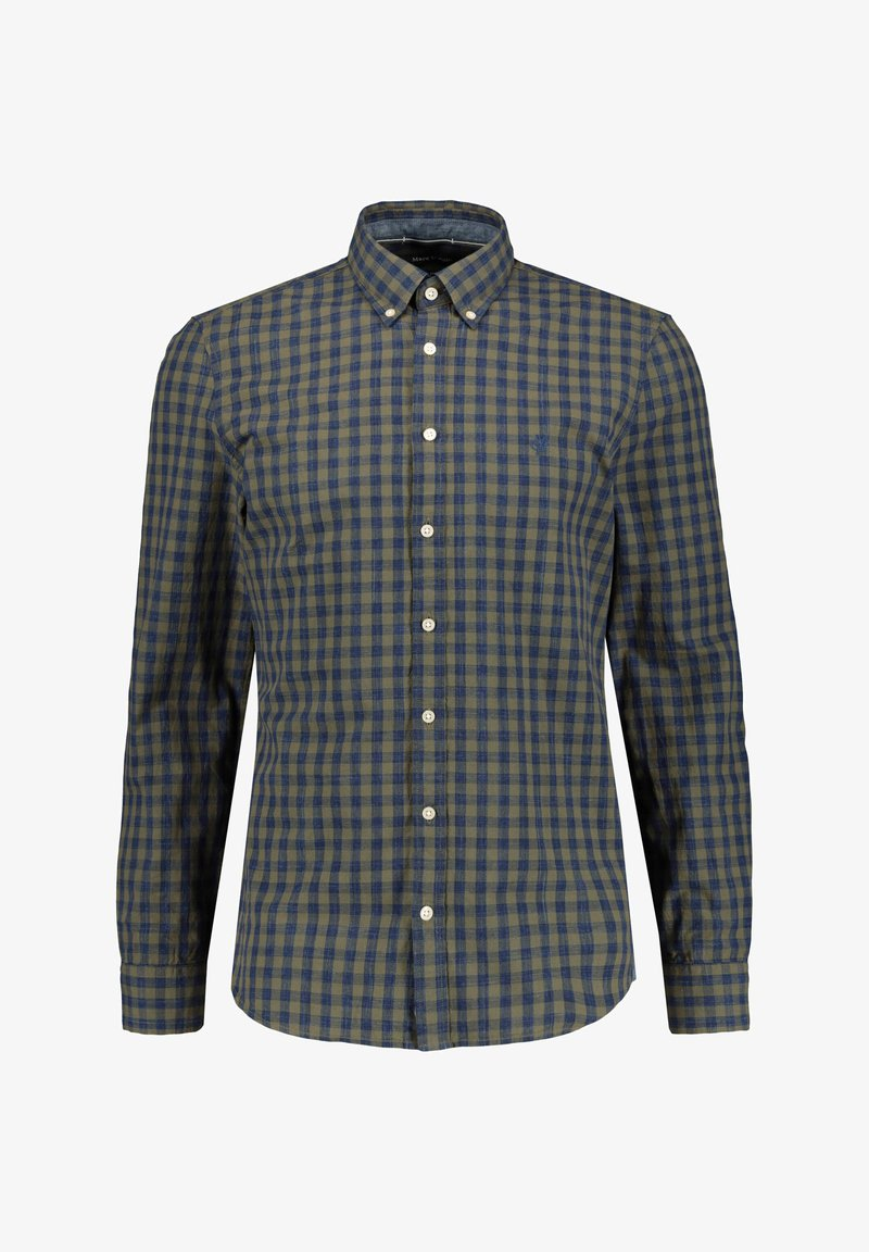 Marc O'Polo - Formal shirt - grün