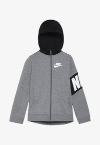Nike Sportswear - CORE AMPLIFY HOODIE - Sweatjakke /Træningstrøjer - carbon heather/black - 2