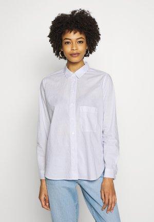 WASHER FASHION - Skjorte - blau
