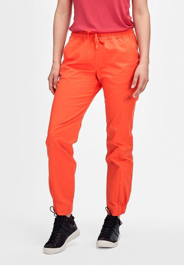 CAMIE  - Trousers - poinciana