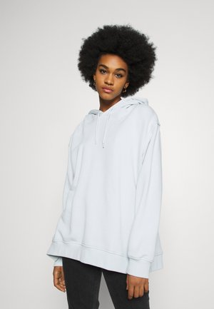MARCIE HOODIE - Jersey con capucha - light blue