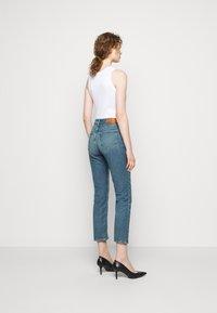 Lauren Ralph Lauren - PANT - Straight leg jeans - legacy wash - 2