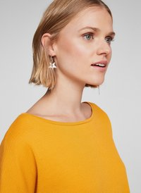 QS by s.Oliver - Long sleeved top - yellow - 4