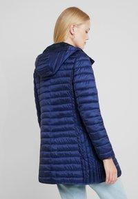 Barbara Lebek - Short coat - indigo - 2