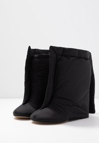 MM6 Maison Margiela - High heeled ankle boots - black - 4