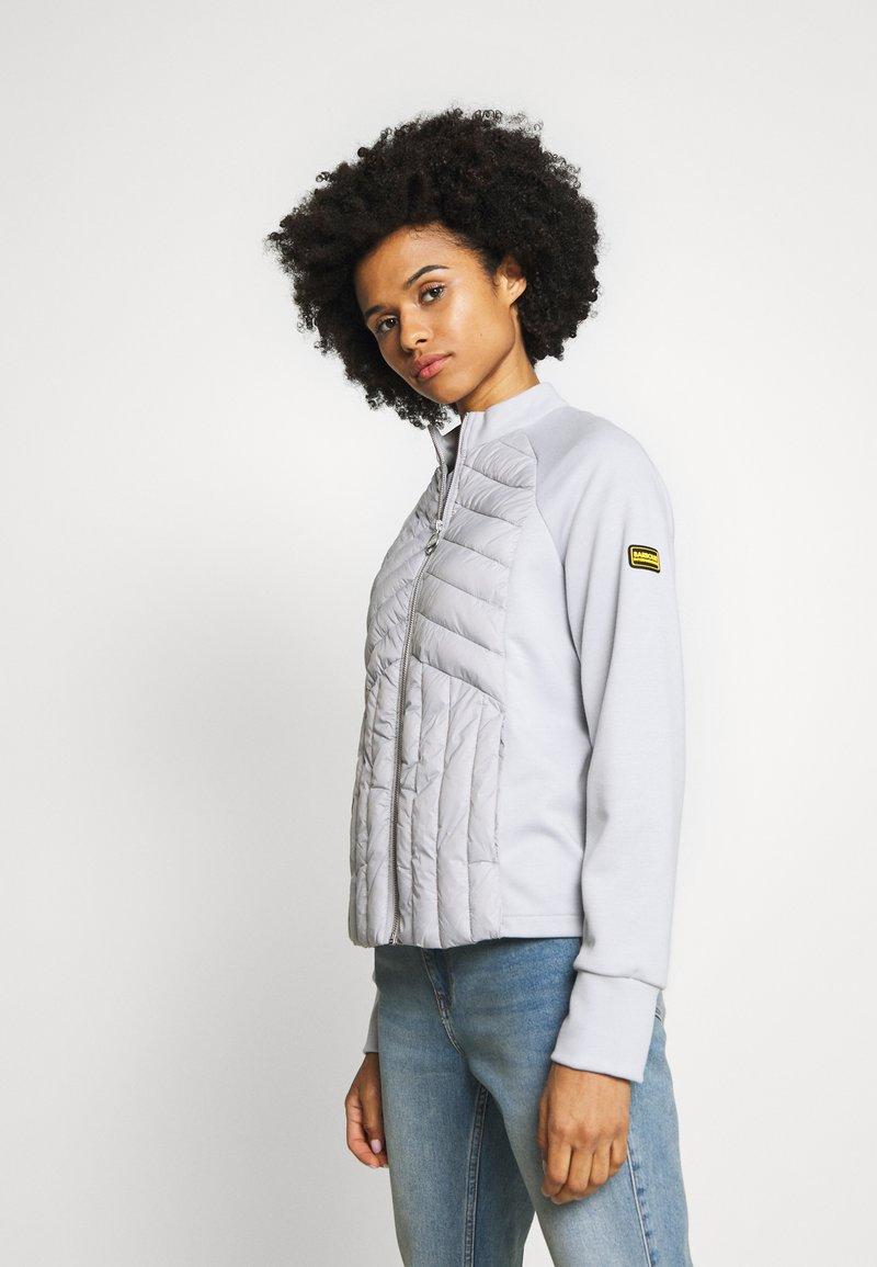 Barbour International - Lehká bunda - ice white