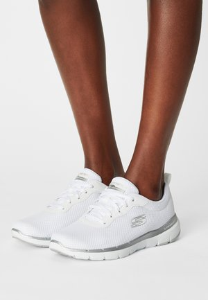FLEX APPEAL 3.0 - Trainers - white/silver