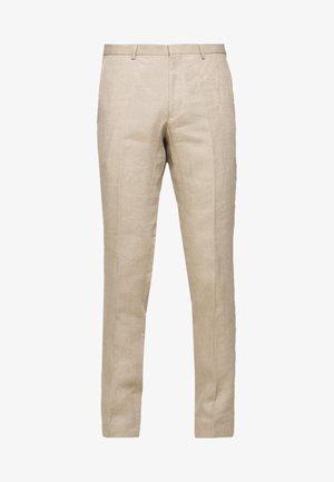 THODD - Suit trousers - irish cream