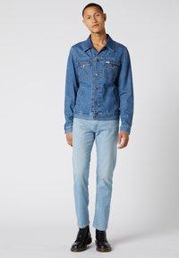 Wrangler - Veste en jean - bora blue - 1