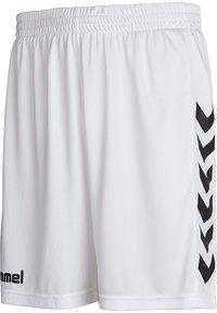 Hummel - Sports shorts - white pr - 2