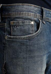 CHASIN' - EGO BLAIDD - Slim fit jeans - blue denim - 5
