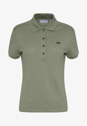 Polo shirt - thyme