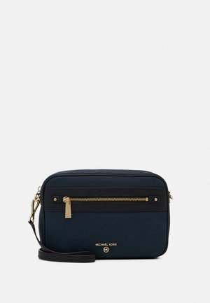 JET SET CROSSBODY - Olkalaukku - navy