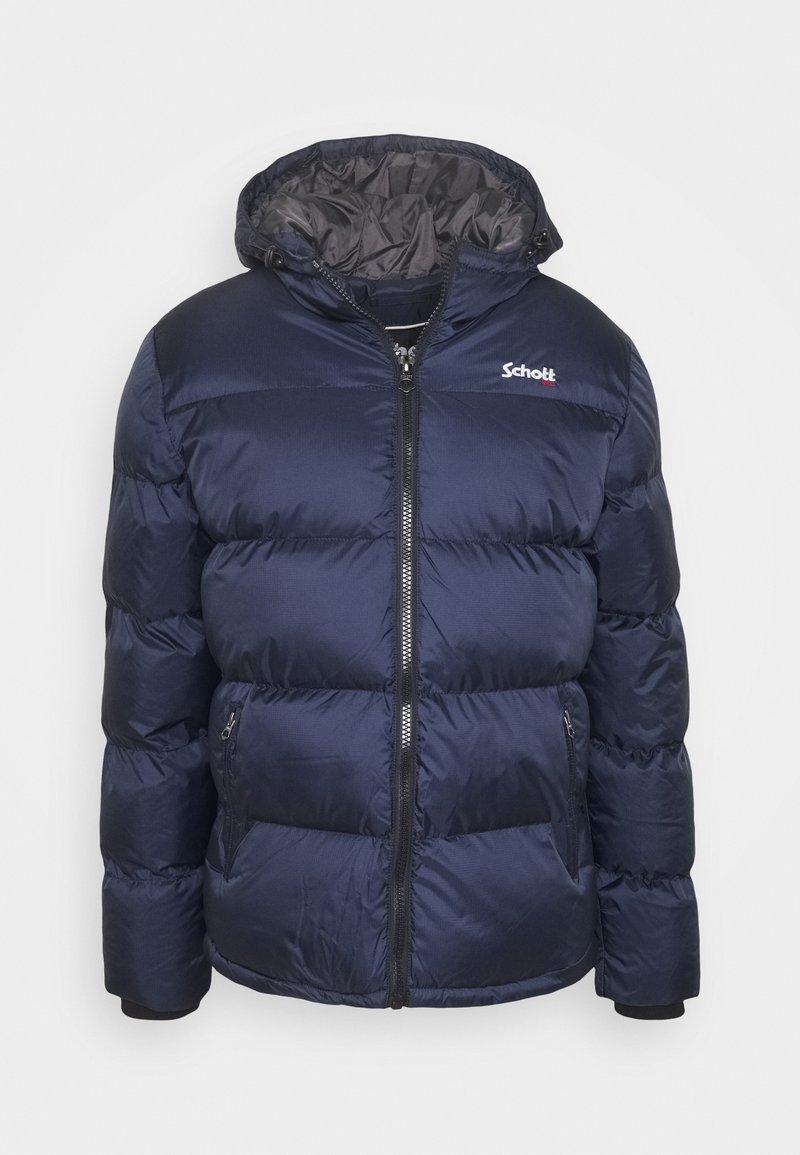 Schott - IDAHO2 UNISEX  - Winter jacket - blau