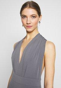 TFNC - MULTI WAY MAXI - Společenské šaty - grey - 3