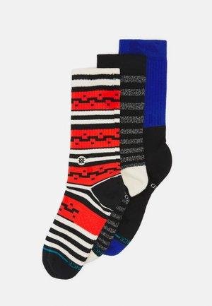 IRWIN 3 PACK - Socks - multi