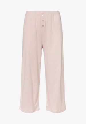 CUTWORK - Pantaloni del pigiama - light pink