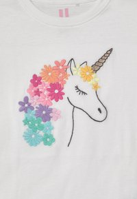 Cotton On - STEVIE EMBELLISHED - Print T-shirt - vanilla - 2
