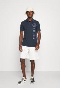 Key Largo - COMPETITION POLO - Polo shirt - navy - 1