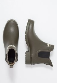Barbour - WILTON - Wellies - olive - 3