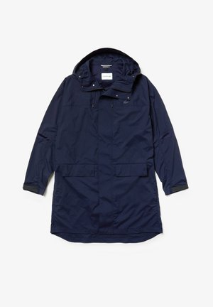 Short coat - navy blau